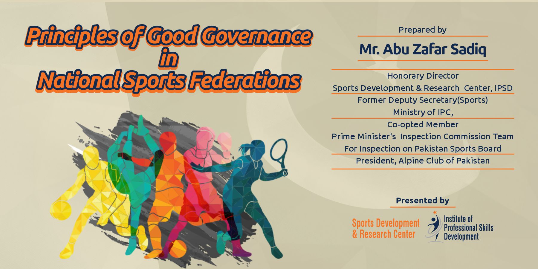 Principles of Good Governance in National Sports Federations